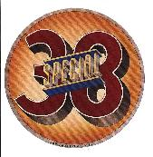 One of .38 Special's original promotional stickers.